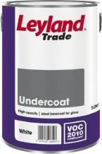 Leyland trade white undercoat from